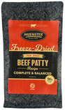 Muenster Freeze-Dried Meat Patties Dog Food, 16 oz