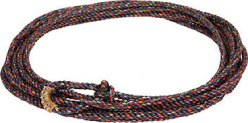 Multi-Colored Ranch Rope