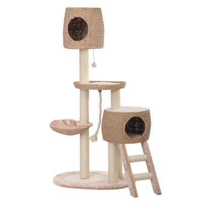 "Multi-Level Cat House 31"" x 23"" x 64"""