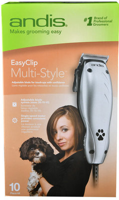 Multi-Style Adjustable Blade Clipper Kit
