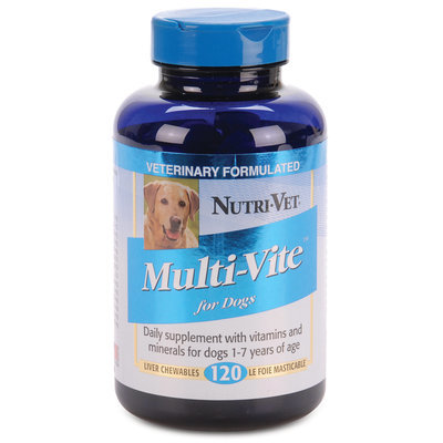 Multi-Vite for Dogs, 120 count