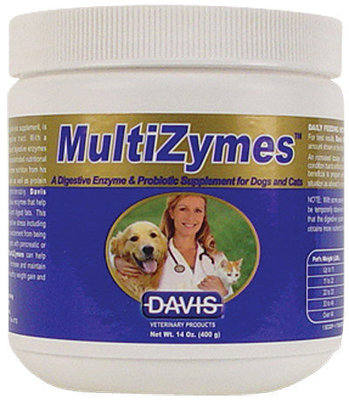 Davis® Multizymes, 14 oz
