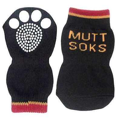 Large Muttsoks, Black