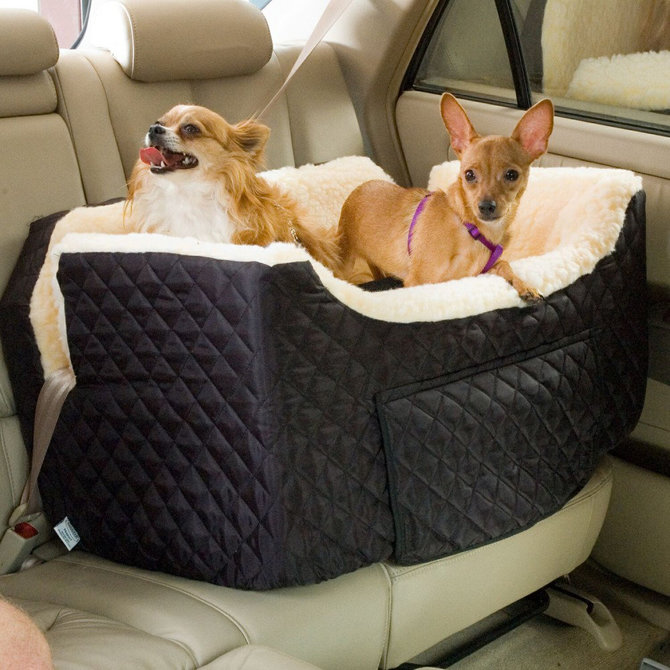 Snoozer Lookout Car Seat For Dogs