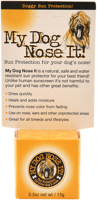 My Dog Nose It Doggy Sunscreen