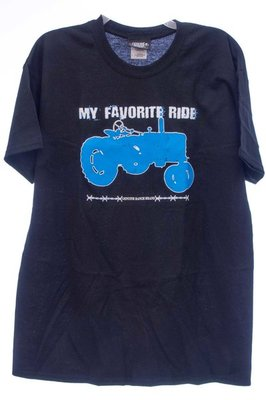 My Favorite Ride T-shirt