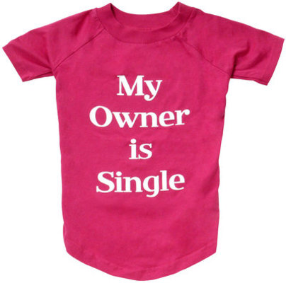 My Owner is Single  T-Shirt