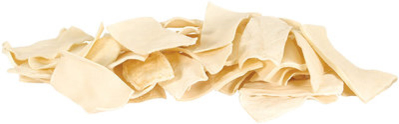 Natural Rawhide Chips, 16 oz