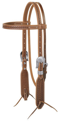 Native American Browband Headstall