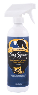 Best Shot All Natural Bug Spray