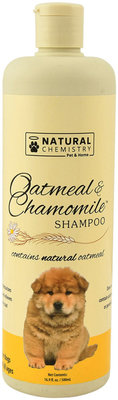 Natural Chemistry Oatmeal & Chamomile Shampoo & Conditioner