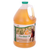 Natural Glo Rice Bran Oil, Gallon