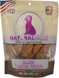 Natural Value Duck Tenders, 14 oz