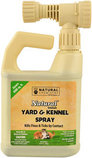 Natural Yard and Kennel Spray, 32 oz