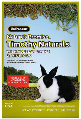 Nature's Promise Premium Rabbit Food - 10 lb