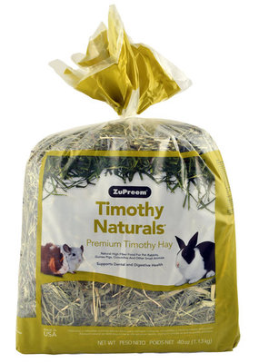Nature's Promise Western Timothy Hay - 40oz
