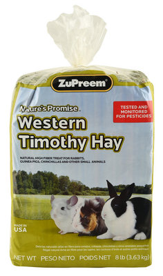 Nature's Promise Western Timothy Hay - 8lb
