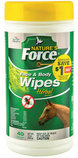 Nature's Force Face & Body Wipes