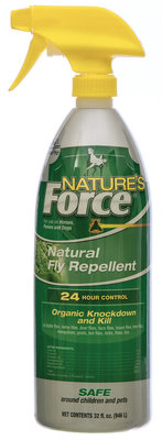 Nature's Force Fly Spray by Manna Pro