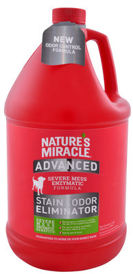 Nature's Miracle Advanced Stain & Odor Remover, Gallon