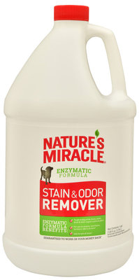 Nature's Miracle Enzymatic Stain & Odor Remover, Gallon