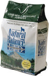 Natural Balance Lamb & Brown Rice Formula