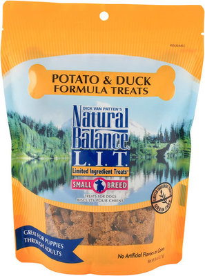 Potato & Duck Treats