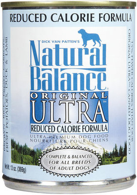 Reduced Calorie Canned Dog Food, 13 oz