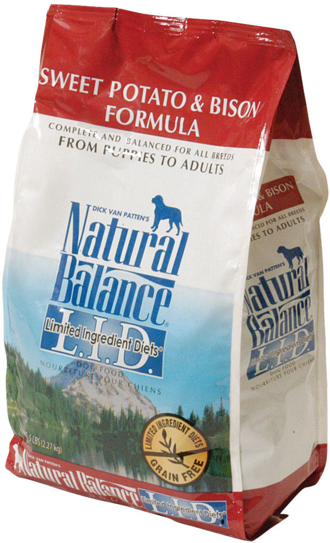 Natural Balance Rabbit And Potato Dog Food