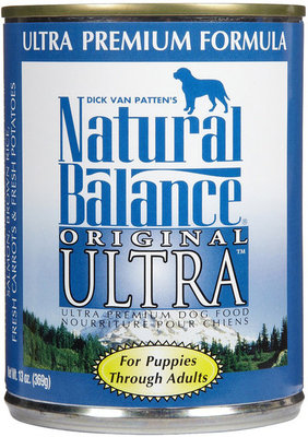 Original Ultra Premium Canned Dog Food