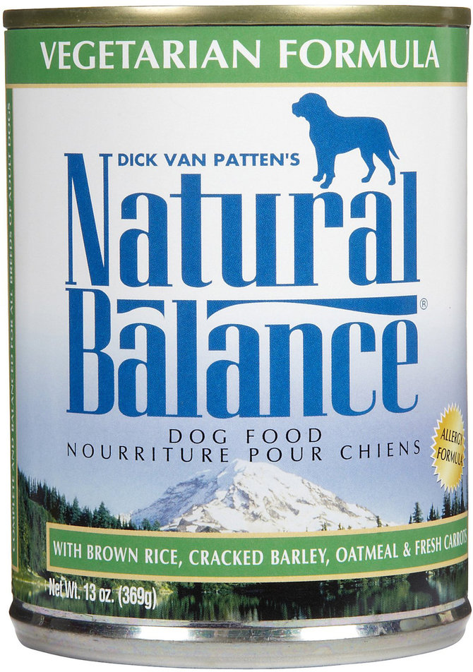 Natural Balance Canned Dog Food Reviews