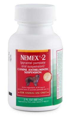 Nemex 2 Dewormer for Dogs & Puppies