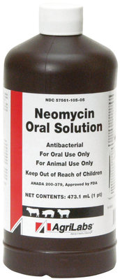 Neomycin Oral Solution, pint