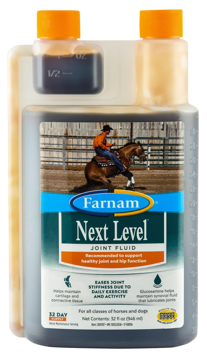 Next Level Joint Fluid for Horses & Dogs   Jeffers Pet