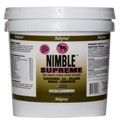 10 lb Nimble® Supreme, (160 day supply)
