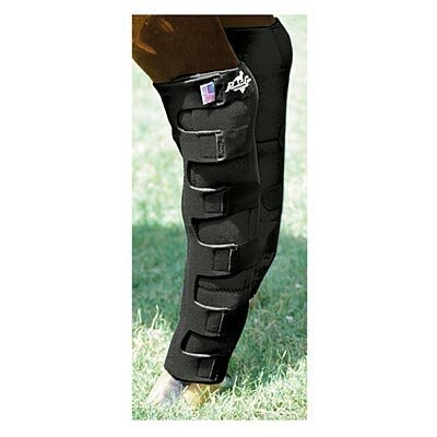 Nine Pocket Ice Boots, pair