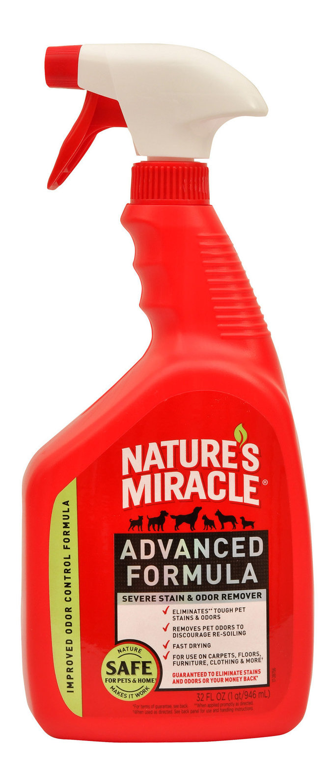 Nature S Miracle Advanced Stain And Odor Remover