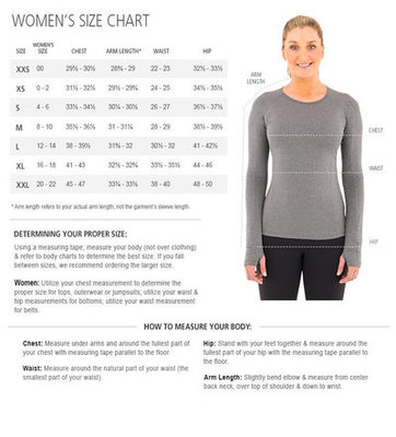 Noble Outfitters Ashley Long Sleeve Performance Shirt