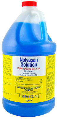 Nolvasan Solution, Gallon