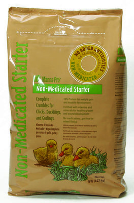 Non-Medicated Chick Starter, 5 lb