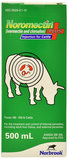 Noromectin Plus Injection for Cattle, 500 mL