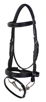 "Nunn Finer ""Gifted"" Dressage Bridle"