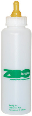 Zoologic Milk Nurser Bottle, 16oz