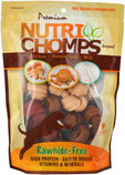"Nutri Chomps 4"" Premium Knotted Bones, Variety Pack"
