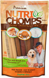 "Nutri Chomps 5"" Premium Sticks, Variety Pack"