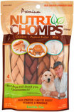 Nutri Chomps Premium Braids 4 count Variety Pack