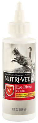Nutri-Vet Cat Eye Rinse