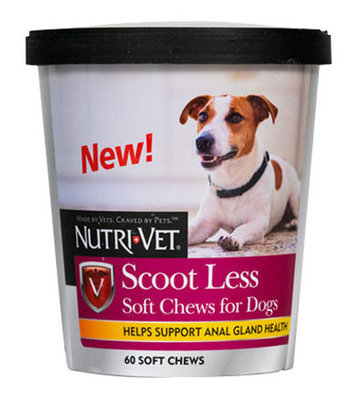 Nutri-Vet Scoot Less Soft Chews