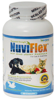 NuviFlex™ HIP & JOINT FORMULA, 80 tablets