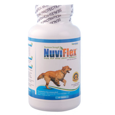 NuviFlex™ Hip And Joint Formula for Dogs
